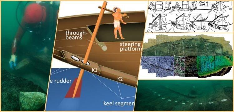 Herodot'un hayal ürünü sanılan gemi Nil nehrinde bulundu