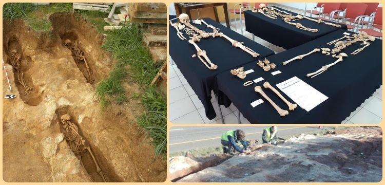 Balear adalarındaki Müslüman mezarlığı en az 300 yıl kullanılmış