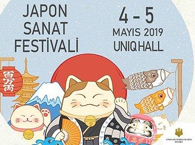 JAPON SANAT FESTİVALİ UNIQHALL'DA BAŞLIYOR!