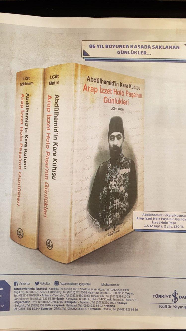 Abdülhamid'in Kara Kutusu - Arap İzzet Holo Paşa'nın Günlükleri