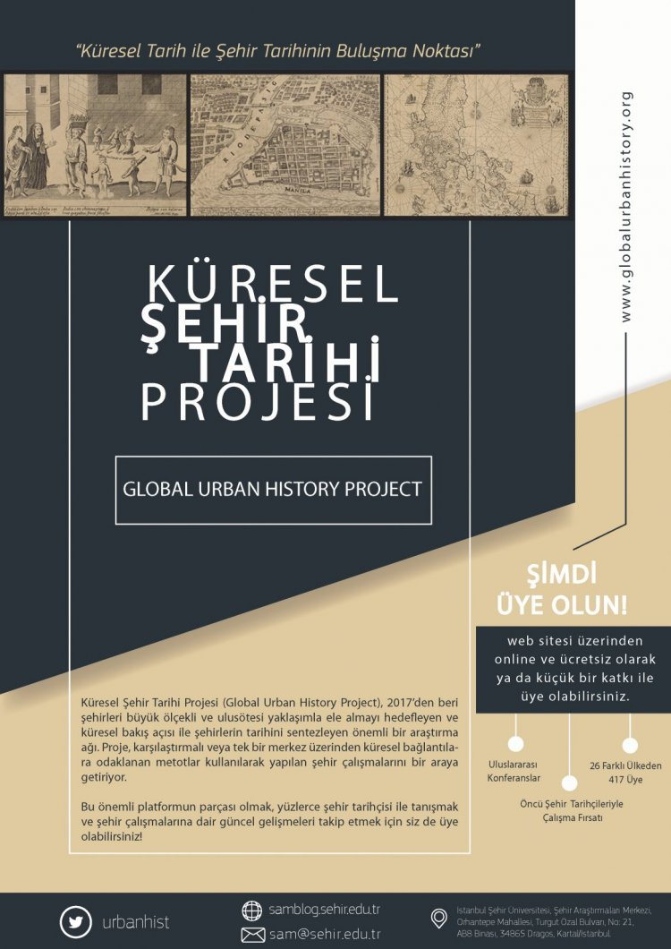 küresel sehir tarihi/tarihcileri