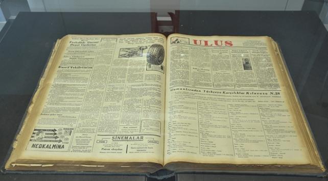 İstanbul Üniversitesi 14 yıllık gazete arşivini dijitale aktardı