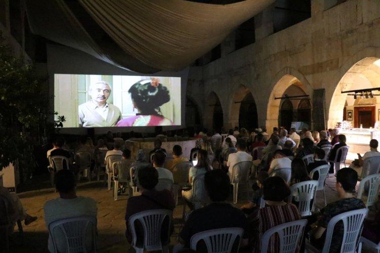 Safranbolu Cinci Hanı'nda Açık Hava Sineması Geceleri