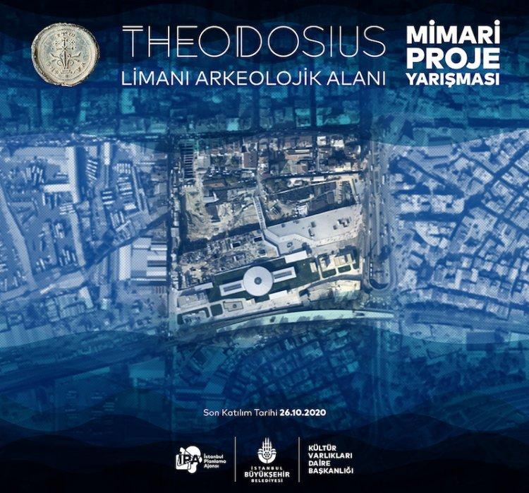 Theodosius Limanı arkeoparkı için mimari tasarım yarışması