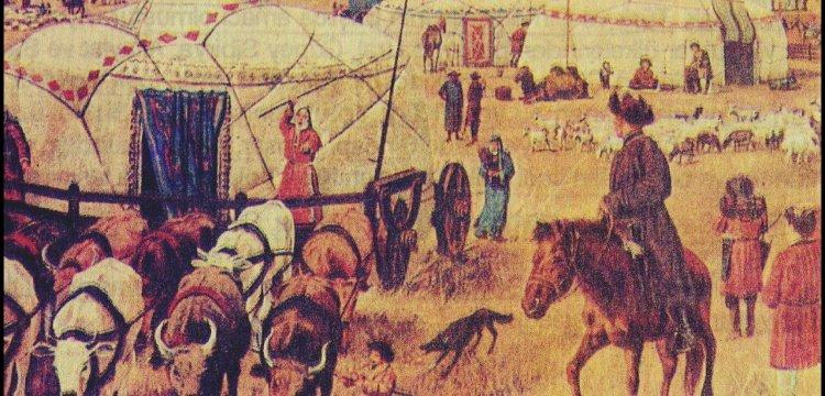 Çin'de Hun Türklerine ait mezarlar bulundu