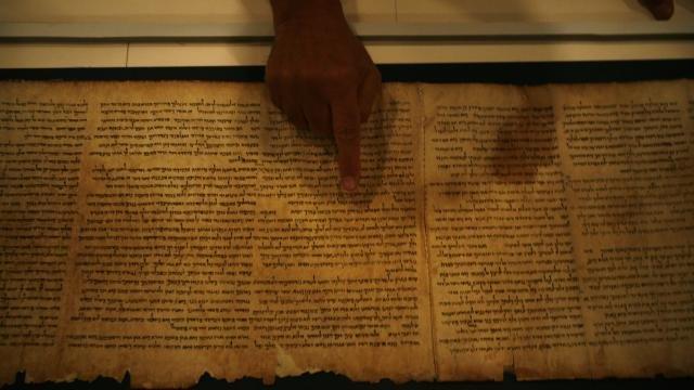 Yeni 'Ölü Deniz Yazmaları' keşfedildi: Yaklaşık 1900 yıllık