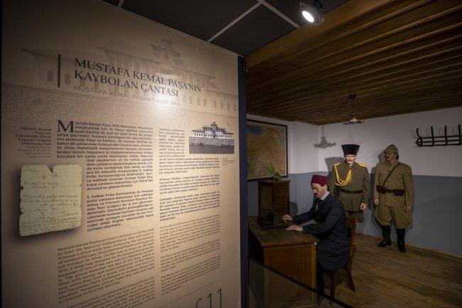 Türk Polis Teşkilatının ilk müzesi Cuma günü açılıyor