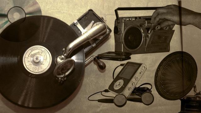 Taş plaklardan dijitale: Müziğin yolculuğu