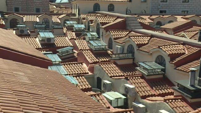 Kapalıçarşı'nın çatısı ziyarete açılıyor