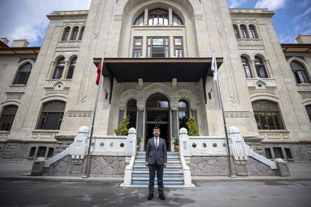 Atatürk'ün emriyle inşa edilen Cumhuriyet'in ilk hazine kasa dairesi müzeye dönüştürüldü
