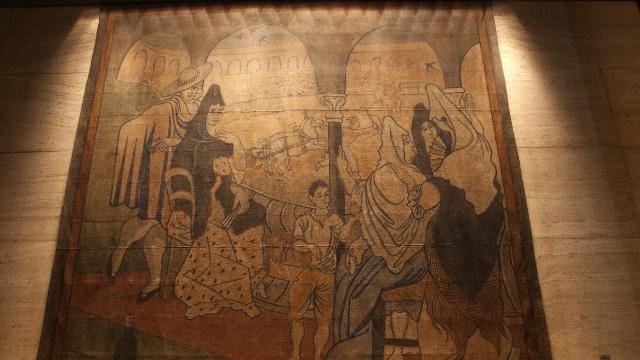 Picasso'ya ait olduğu düşünülen ve dolapta saklanan tablo satıldı