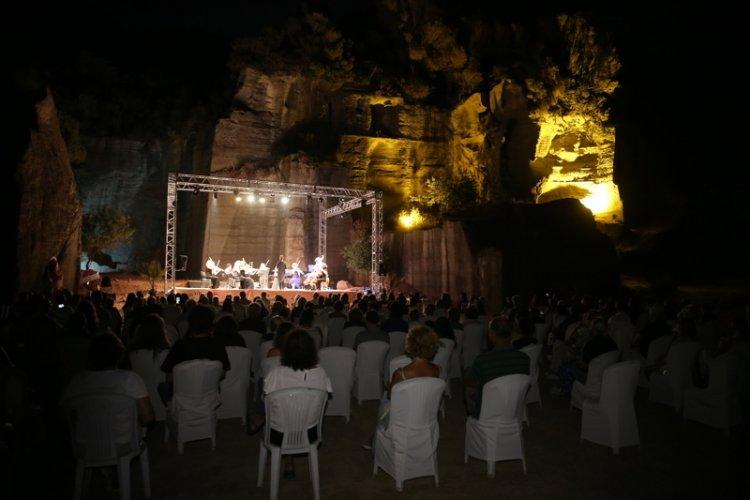 Gümüşlük Müzik Festivali Gülsin Onay ve Ancyra Ensemble konseriyle başladı